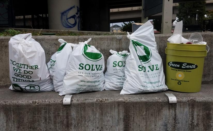 SOLVE, Eastside Cleanup